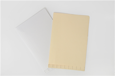 326STD Standard folder in foolscap size